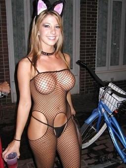 Sluttiest Halloween costume ever.