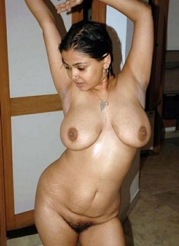 Lovely indian mature in this incredible rookie pic.