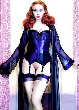 Christina Hendricks Pussy Nude.