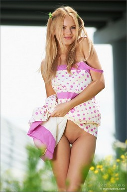 Gorgeous teen Talia nude pics gallery - HotFModels