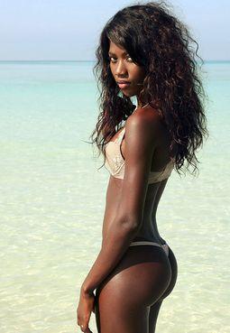 Ebony.