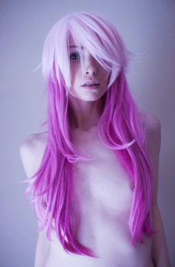 Love the hair!.