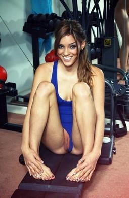 Peeking Clam gym.
