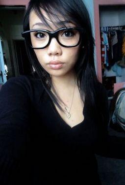 Real asian teen girlfriend.