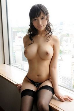 Stunning asian big tits in this pic.