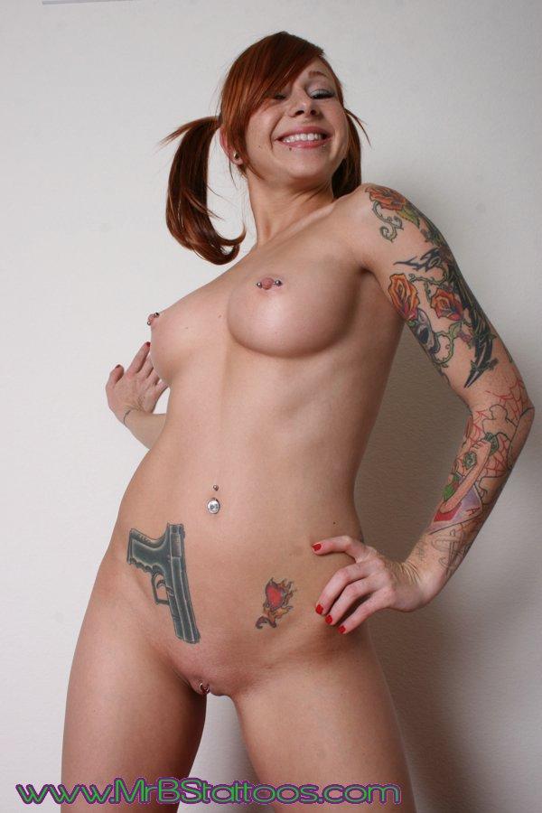 Nude Body Piercing