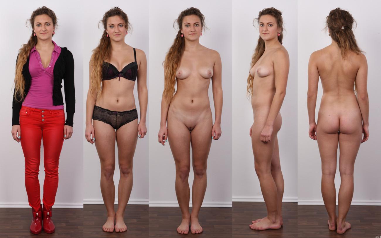 Nude Lineup